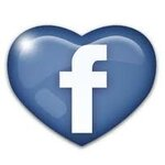 coeur facebook