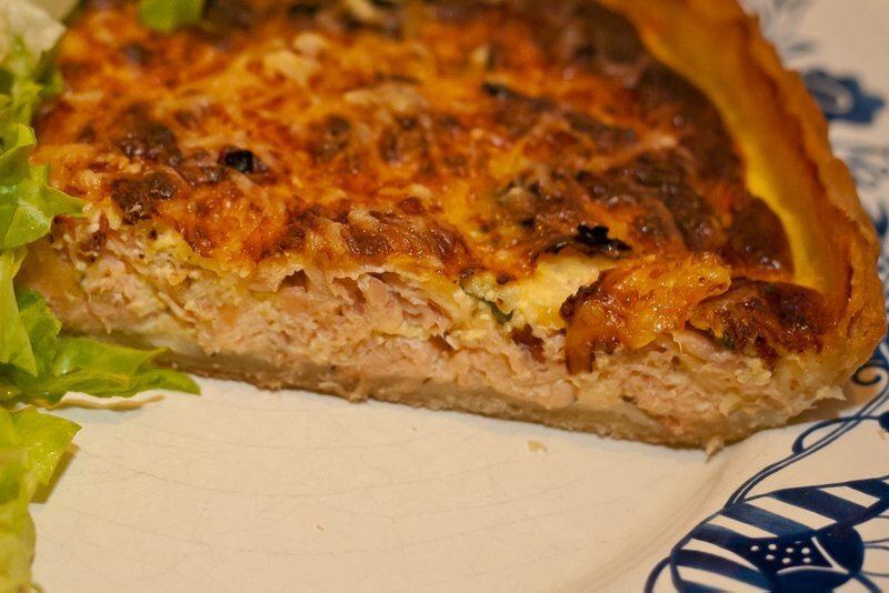 quiche saumon-8