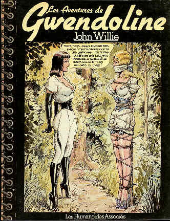 John Willie Gwendoline Bizarre Related Keywords John