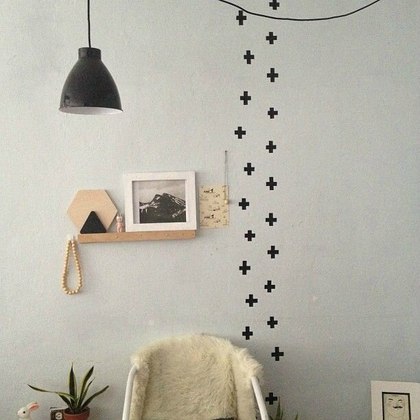 Wall Decoration Tape : Ideas about masking tape wall on