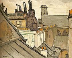 Marquet toits Paris