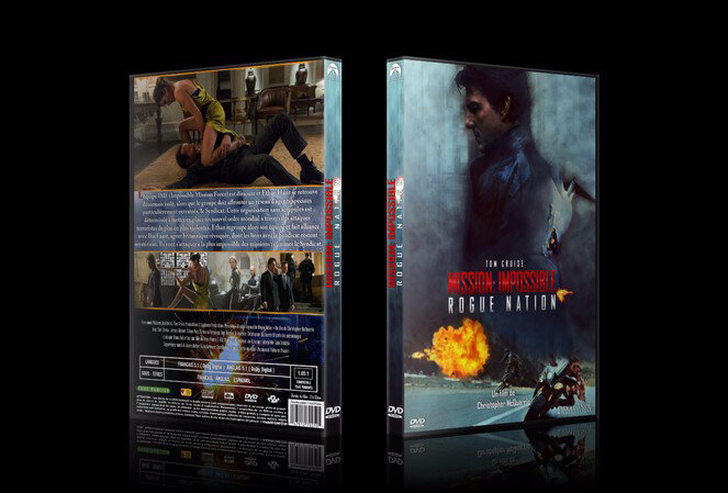 Mission impossible rogue nation custom 3d B