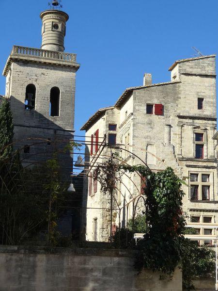 UZES (31) Quartier historique
