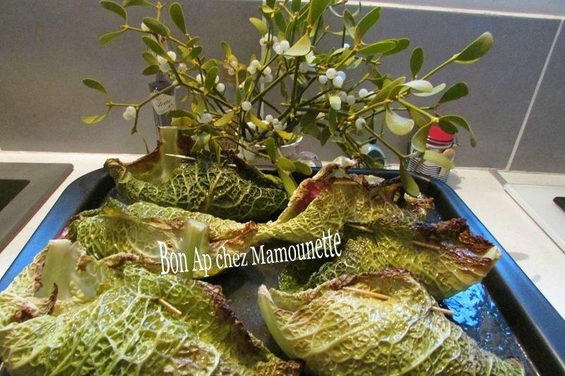 chou vert de st Malo à la chair de porc et jambon cru forêt 022