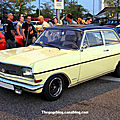 Opel rekord type B 1900 (Rencard Burger King septembre 2011) 01