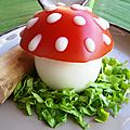 Mercredi en cuisine avec des enfants ! champignon des bois