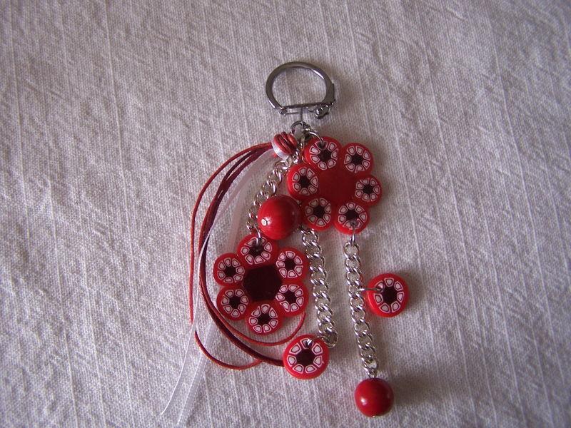 Porte clefs en m tal et p te fimo blog fimo les cr ations tendances de v ronique - Que faire en pate fimo ...