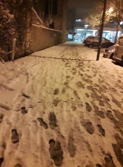 neige neige