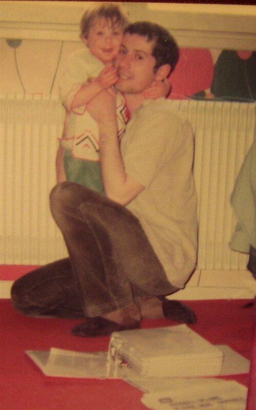 Pierre et Michel bureau mai 1983