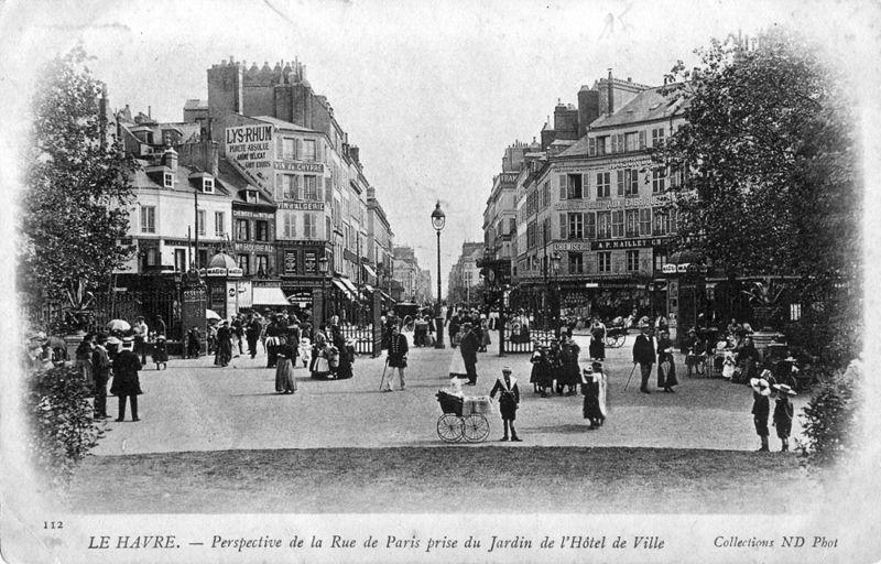 C0049___Perspective_de_la_rue_de_Paris_prise_du_Jardin_de_l_H_tel_de_Ville