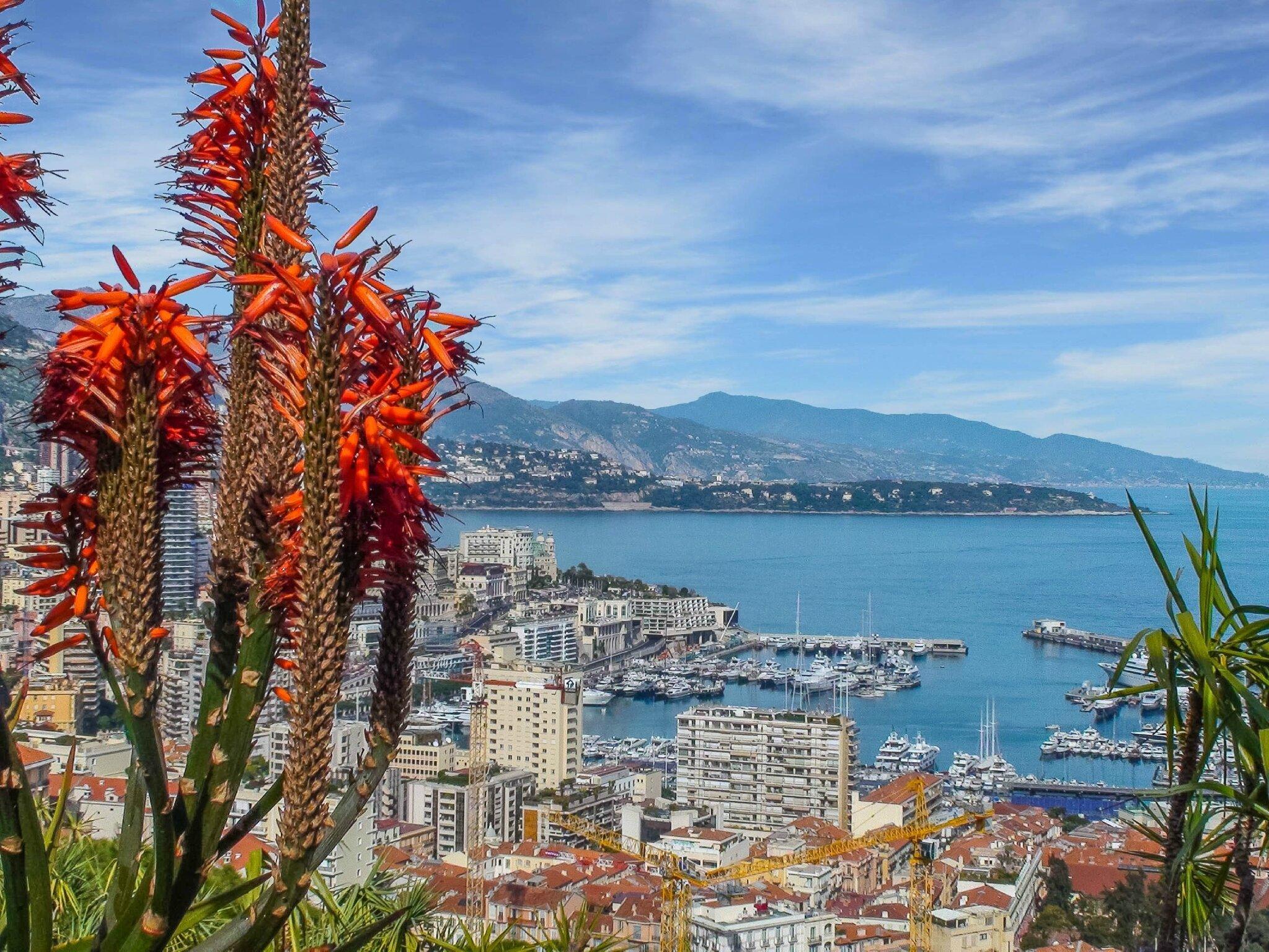 Monaco (le Jardin Exotique)