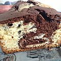 Cake marbré façon savane® de sandrine