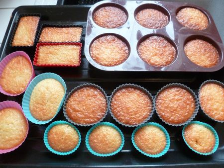 Muffins citron - 2