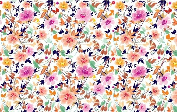 3411-Flowers-Seamless-Pattern