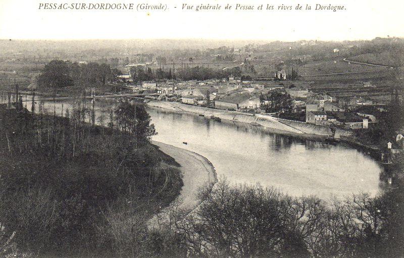 1917 - PESSAC sD