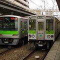 Toei 10-000系 & 10-300系, Shinjuku line, Sasazuka terminal station