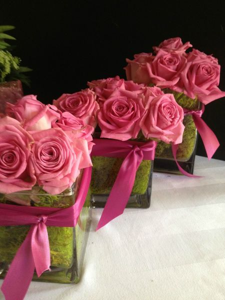 rose trio
