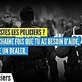 Val-d'oise : une policière blessée lors d'une intervention à argenteuil, quatre jeunes hommes interpellés