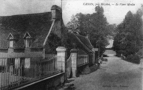 CANON - le vieux moulin
