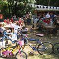 Fête du vélo, 21 juin 2009 à Bessé