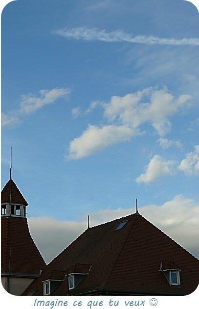 Quartier Drouot - Le ciel