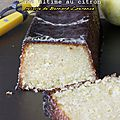 Cake ultime au citron de bernard laurance
