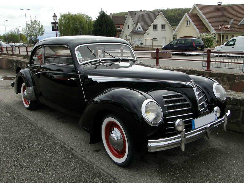"""Classic Chevrolet Beaumont >> Rosengart Supertraction coupé, 1939 - Oldiesfan67 """"Mon blog auto"""""""