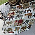 Les éléphants d'oscar