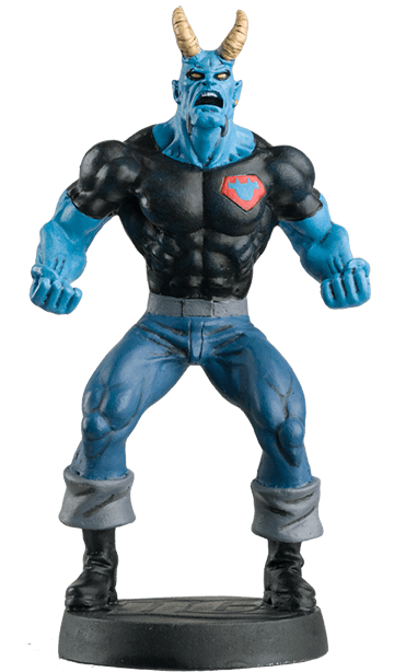 eaglemoss DC blue devil