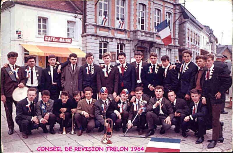 CONSEIL REVISION 1964 TRELON