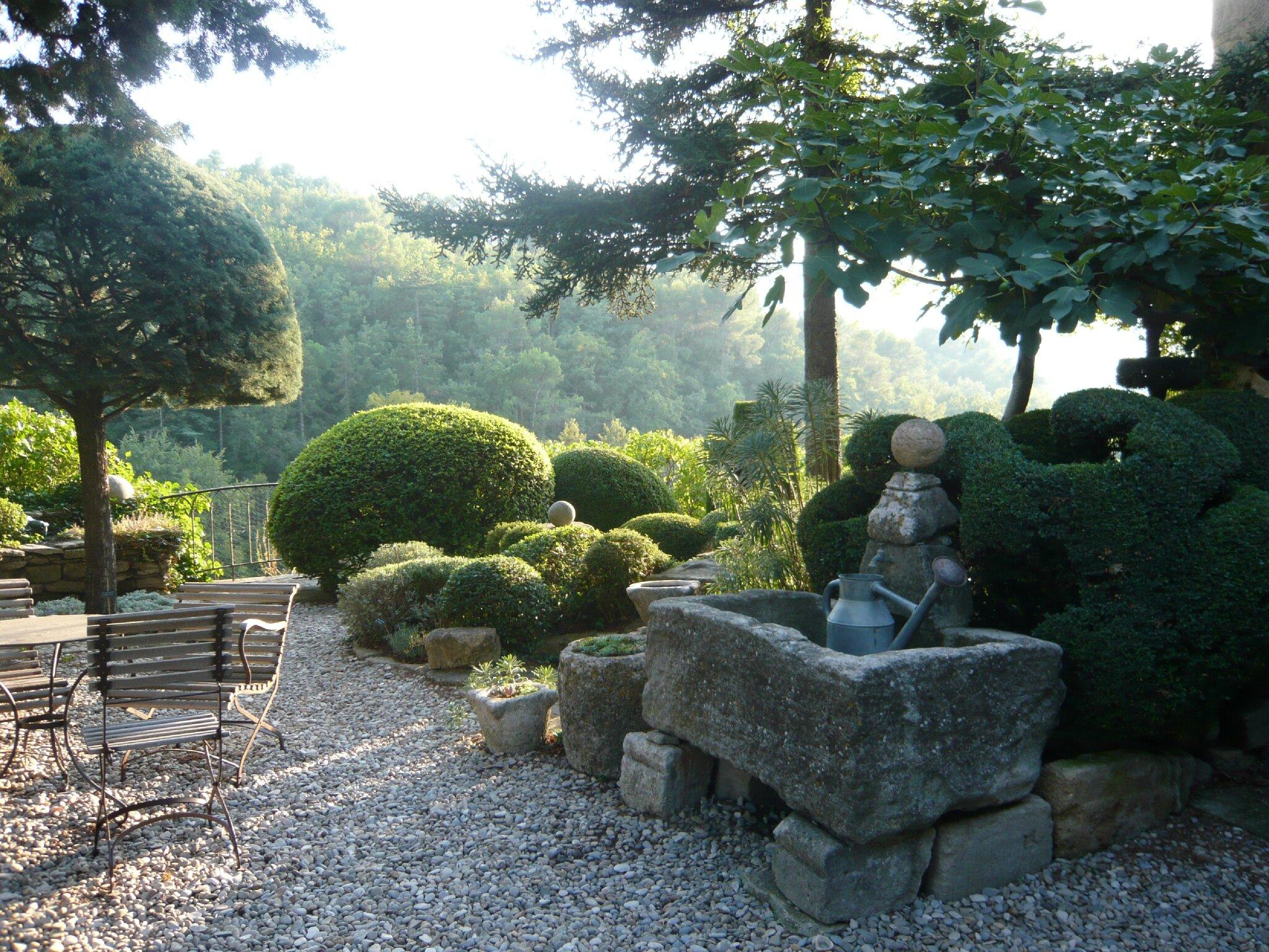 A d couvrir le jardin de la louve de nicole de v sian - Photo de jardin ...