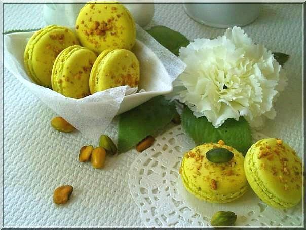 Macaron pistache6