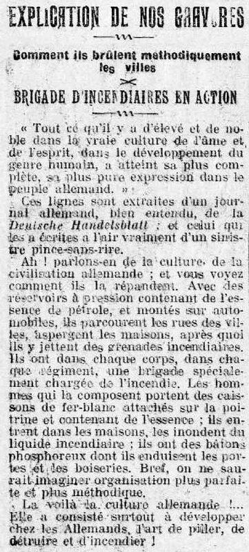 Le Petit Journal 10 1914