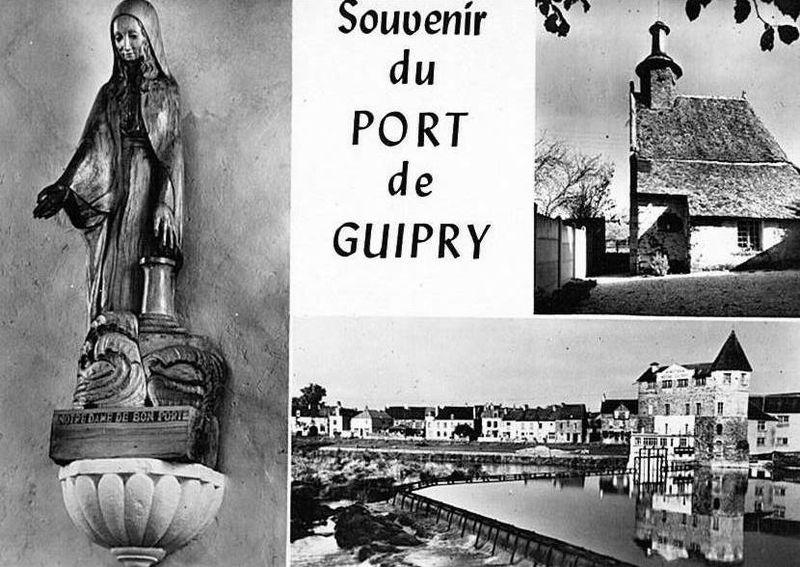 Notre Dame de Bon Port de Messac Guipry