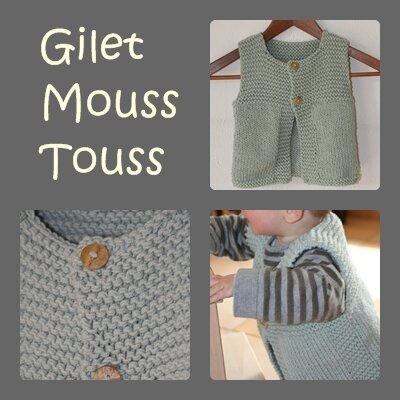 Gilet MoussTouss