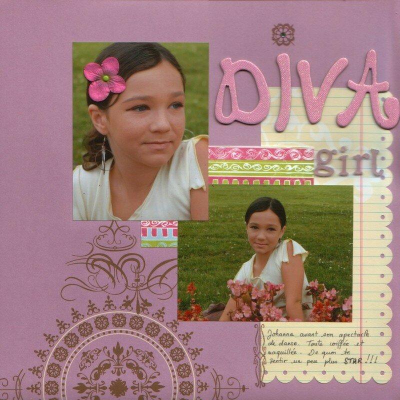 diva girl