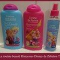 La routine beauté princesses disney de zébulon