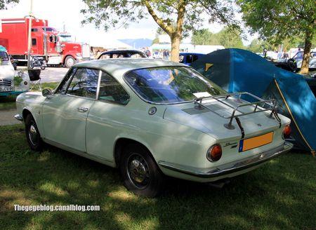 Simca 1000 coupé de 1962 (Retro Meus Auto Madine 2012) 02