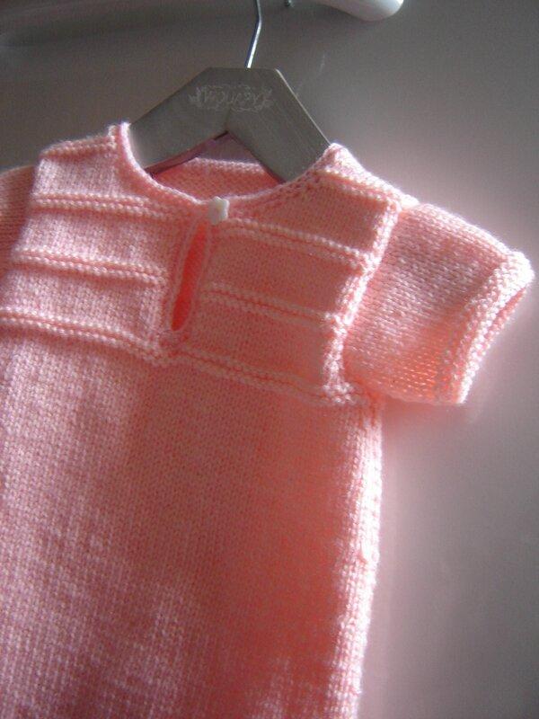 Robe bébé Corine (5)