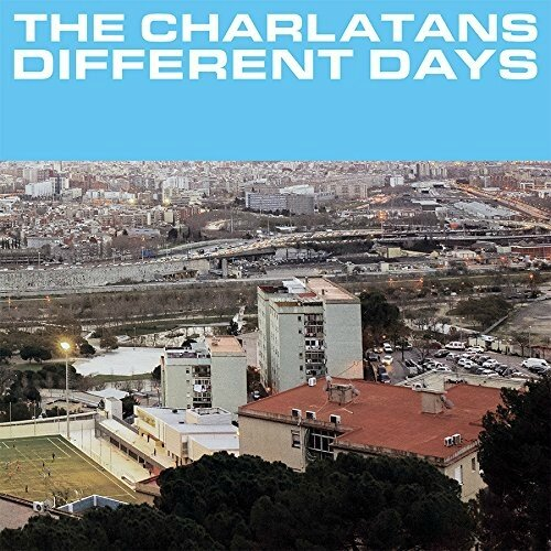 THE CHARLATANS – Different Days (2017)