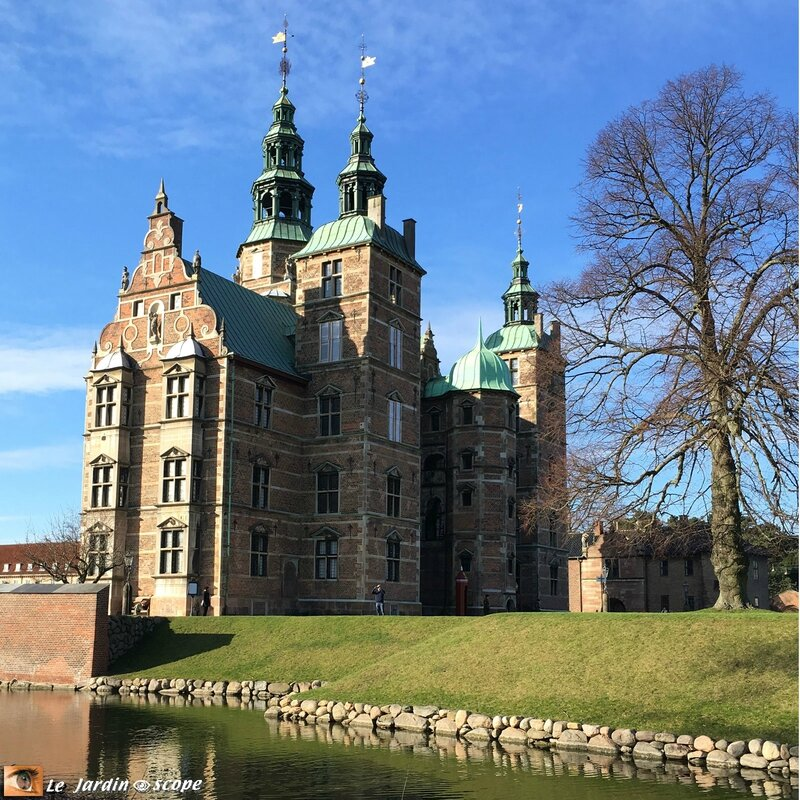 Rosenborg - Château de la Rose