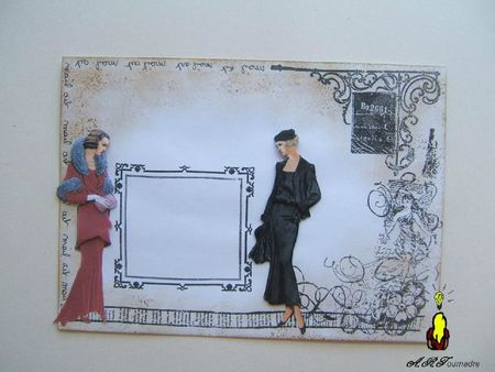 mail ART 2012 02 enveloppe femmmes