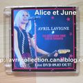 DVD promotionnel The Best Damn Tour-Live in Toronto-Japon (2008)