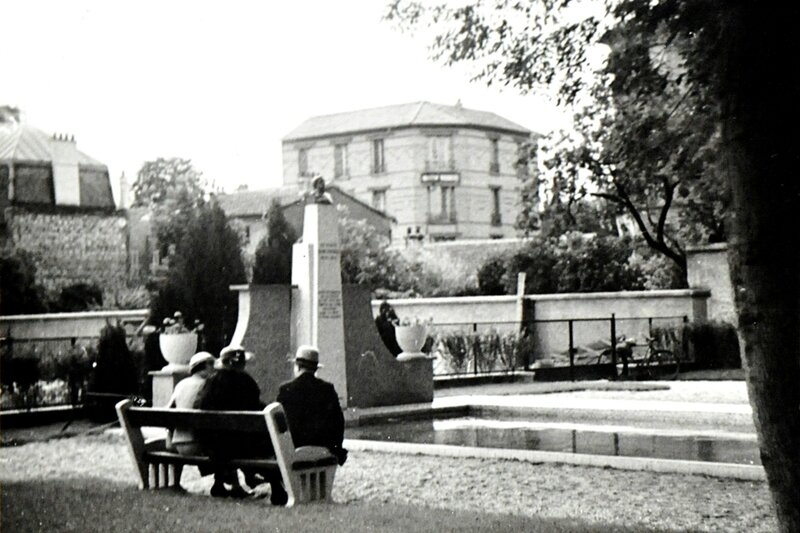 Photo Maisons-Alfort Square 1938