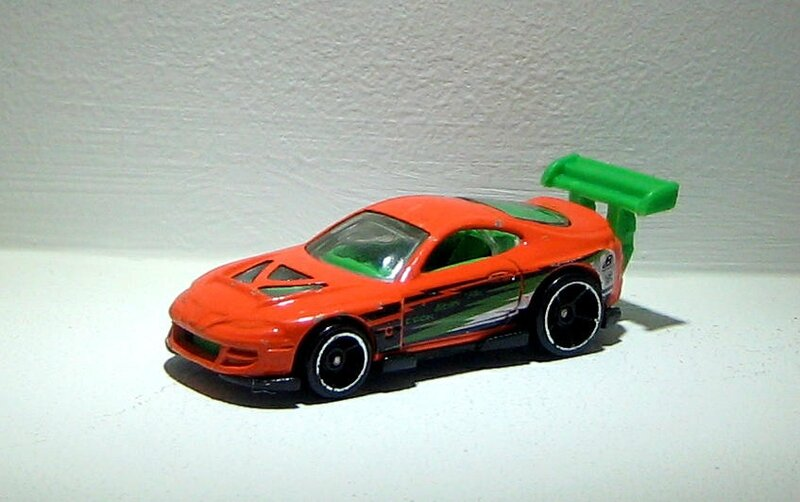 Super tsunami - Power pro (2013)(Hotwheels)