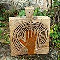 La main d'icare - ikaros - kairos -