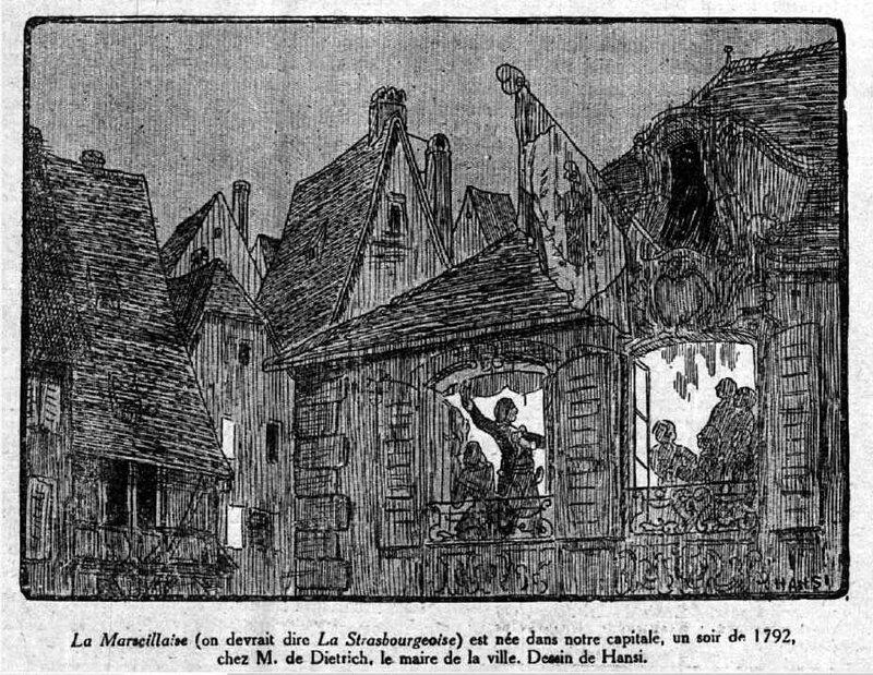 Hansi la Marseillaisse