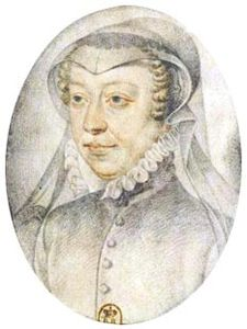 Catherine de Médicis, BnF