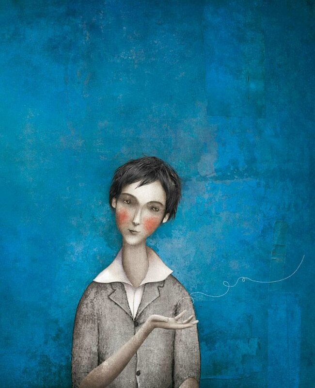 Gabriel Pacheco 1973 - Mexican Surrealist Visionary painter - Tutt'Art@ (22)