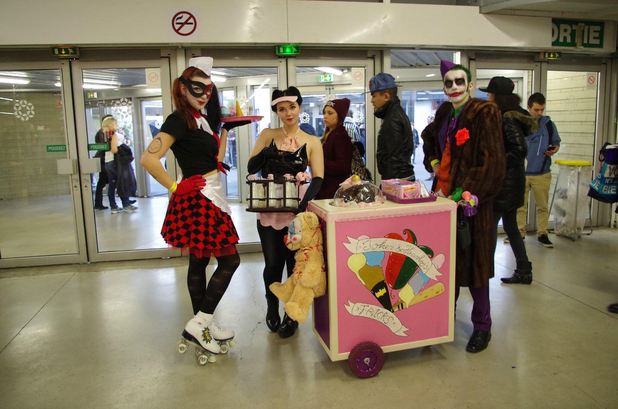 Paris Comics Expo : une convention à taille humaine